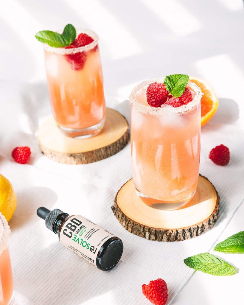 cbd infused drinks recipes