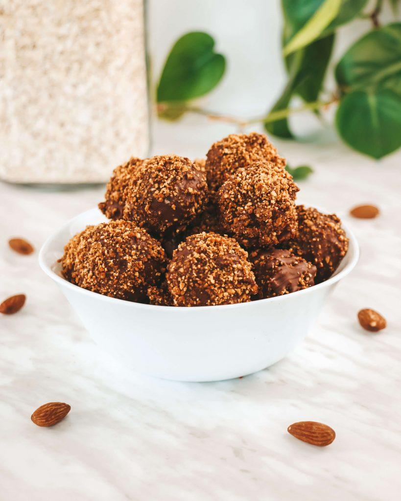 Almond Bliss Balls