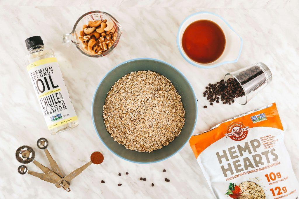 Sugar-Fre Granola Recipe   Conscious Christa