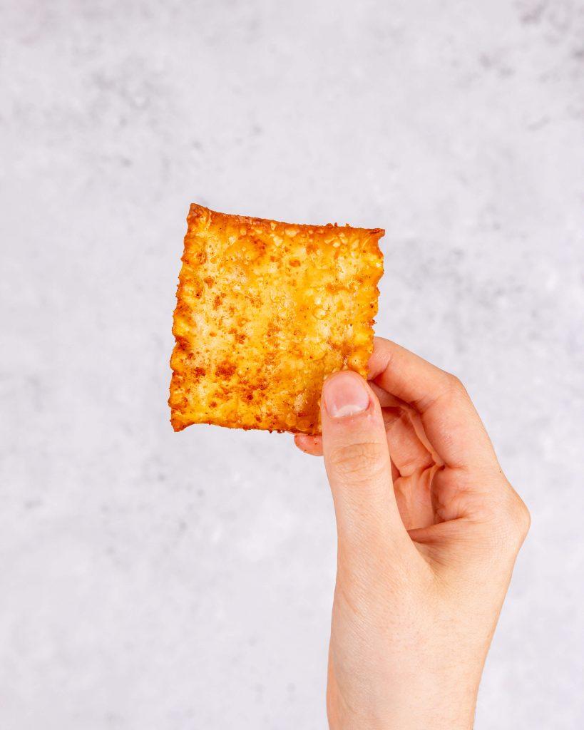 Vegan Pasta Chips